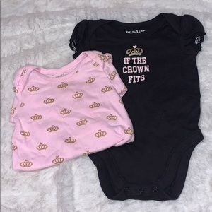 Baby crown bundle